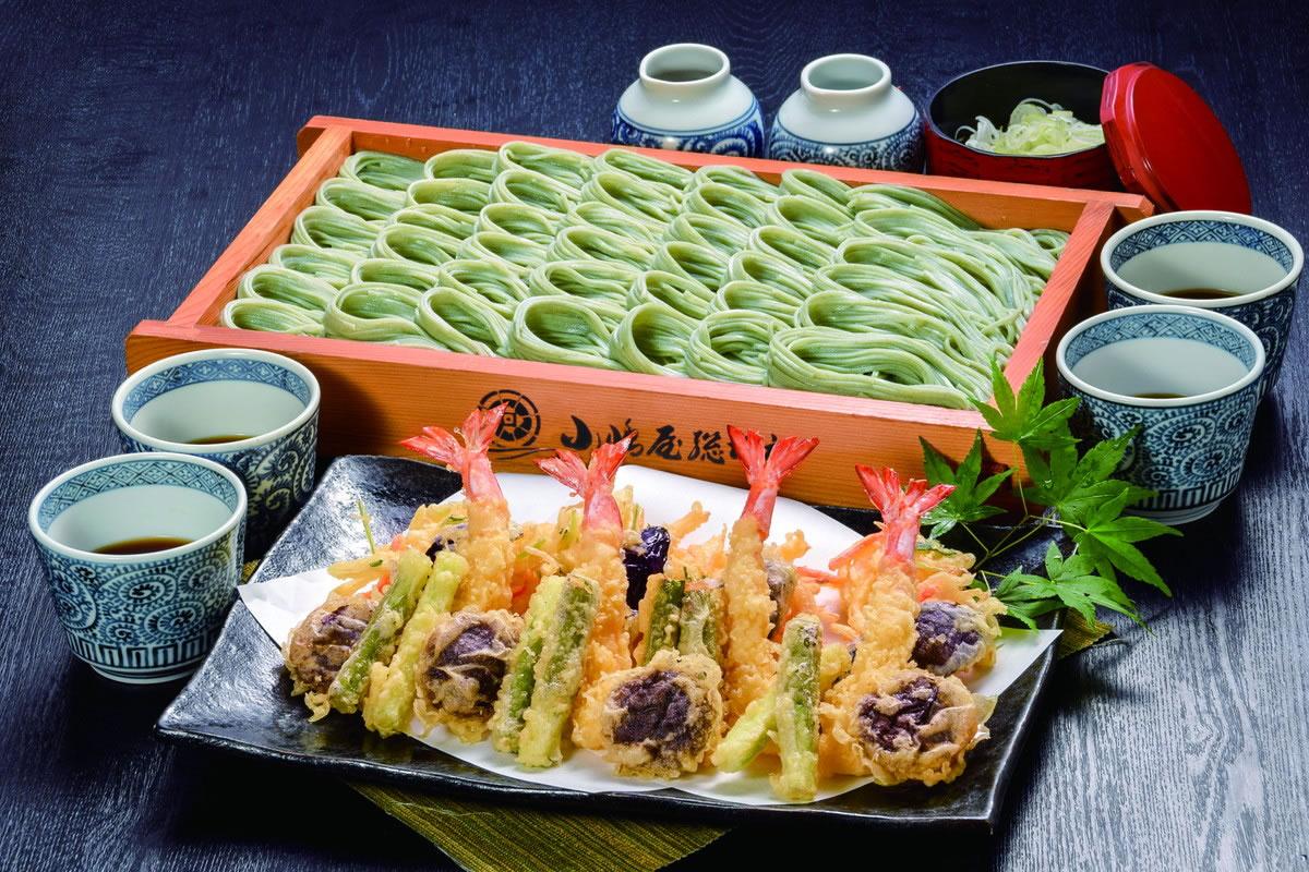 小嶋屋總店 片木盒蕎麥麵