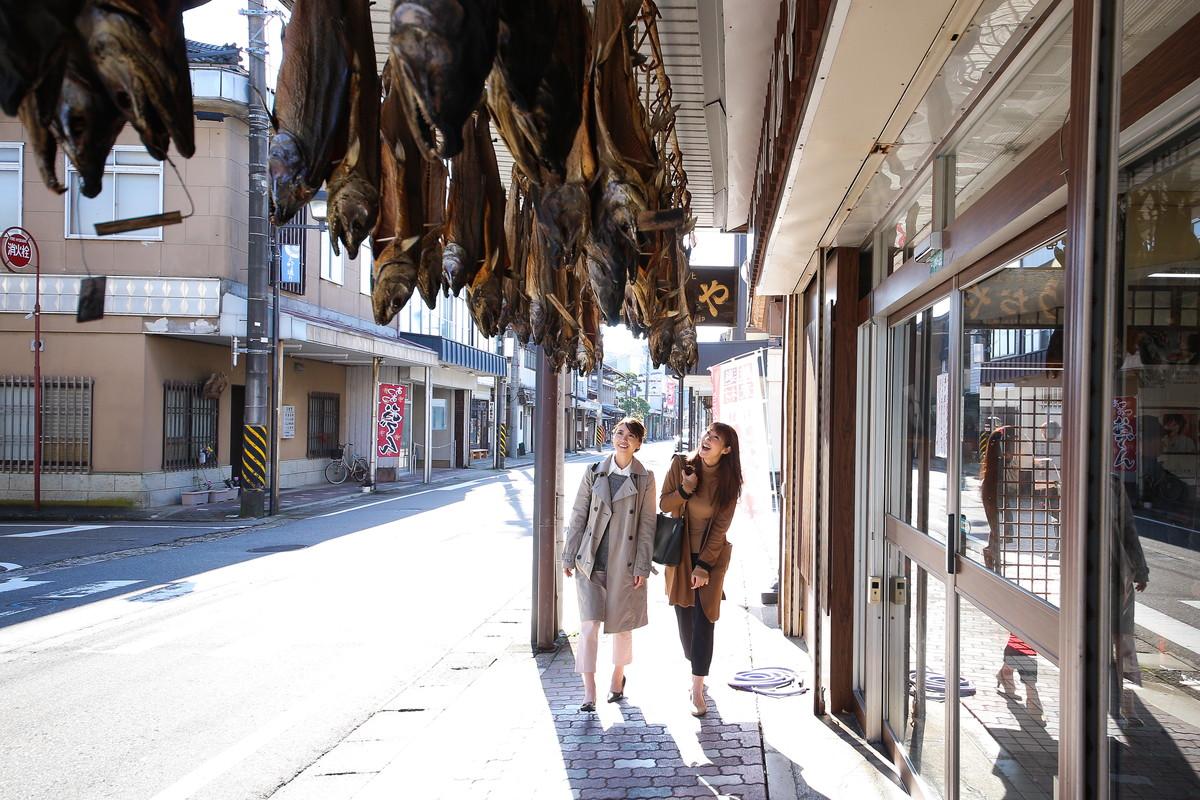 村上市 鹽漬鮭魚