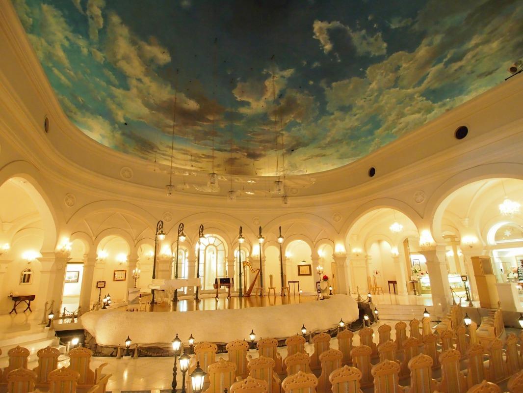 北海道伝統美術工芸村 雪の美術館