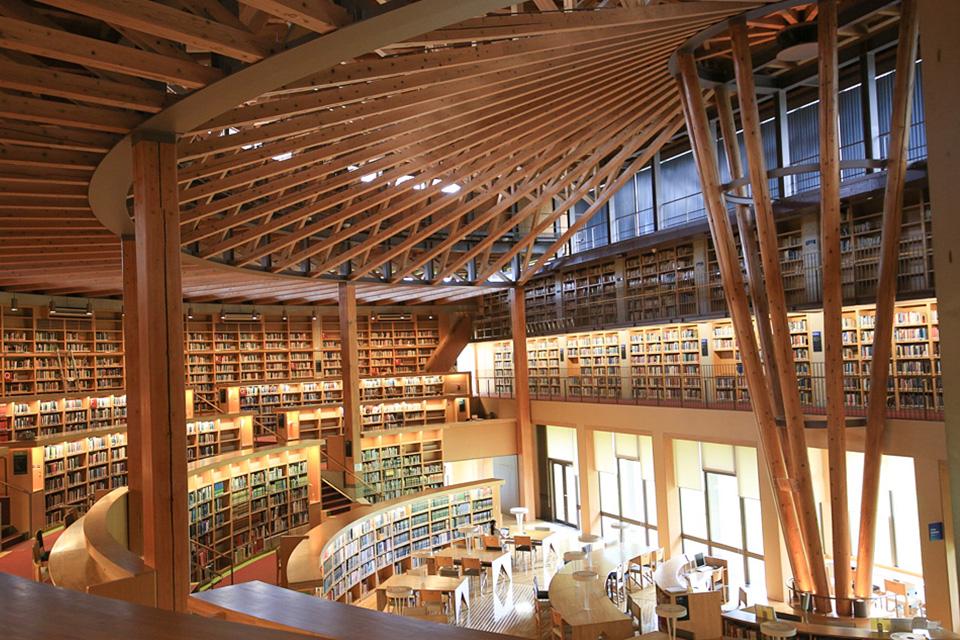 國際教養大學圖書館