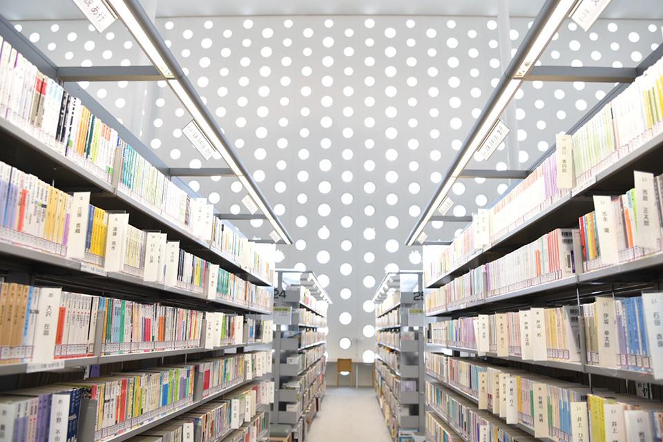 金澤海未來圖書館