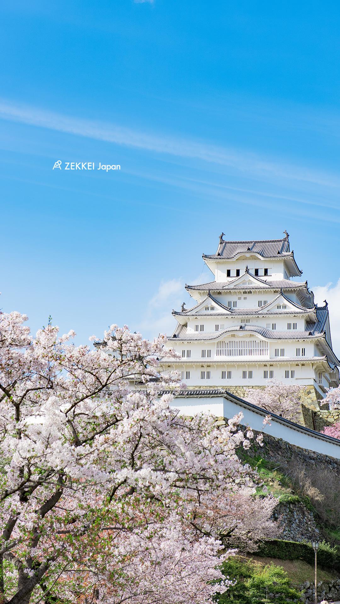 絕景桌布 四季更迭 日本名城 絕景桌布大分享 絕景日本