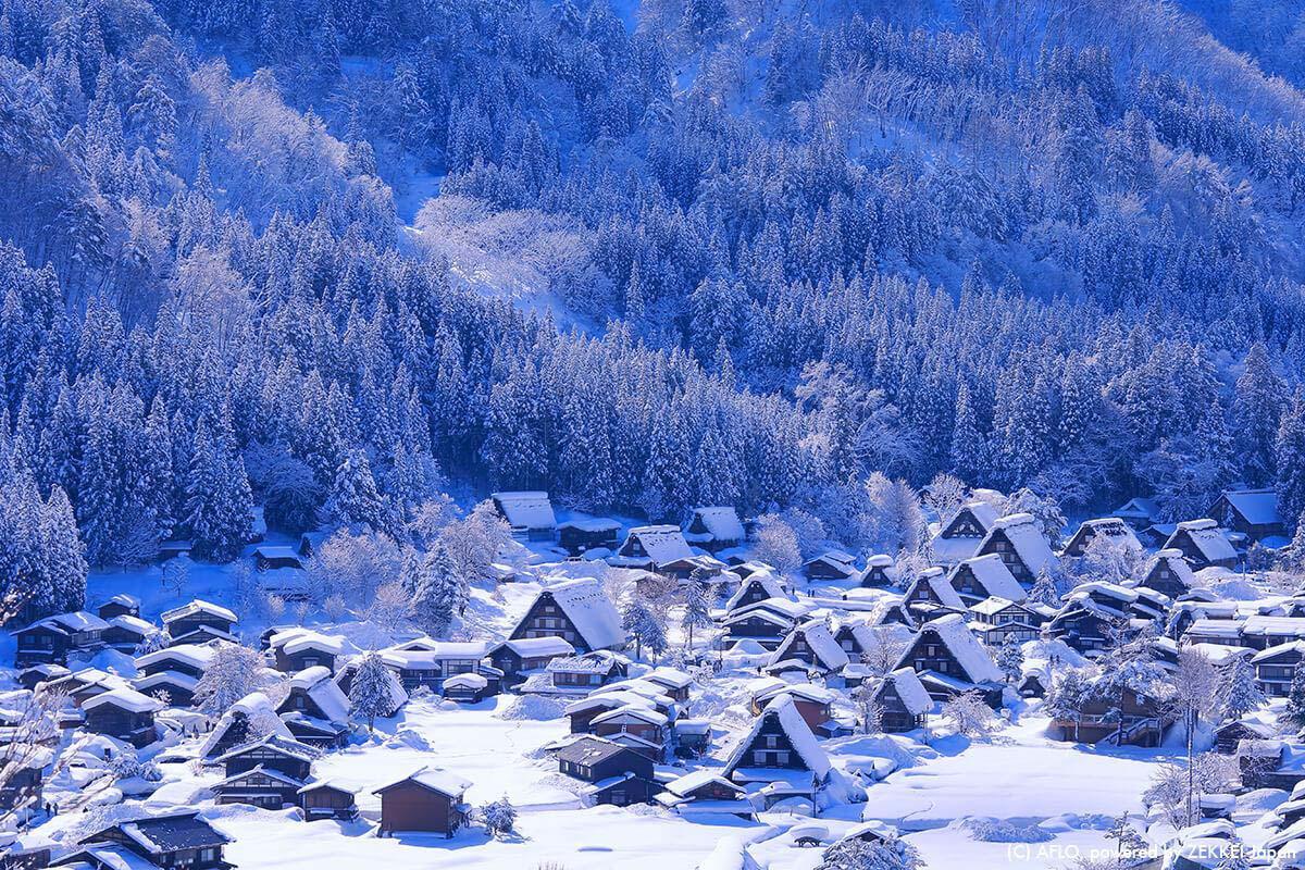 現在就想去!日本小編推薦的冬天最美景點29選|絕景日本