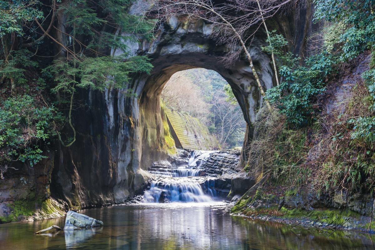 濃溝の滝2