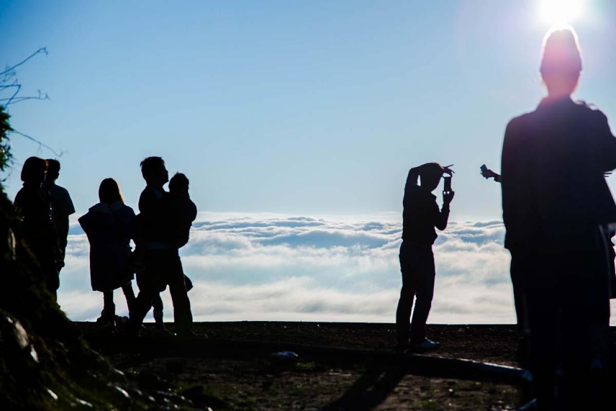 星野リゾート トマム 雲海テラス