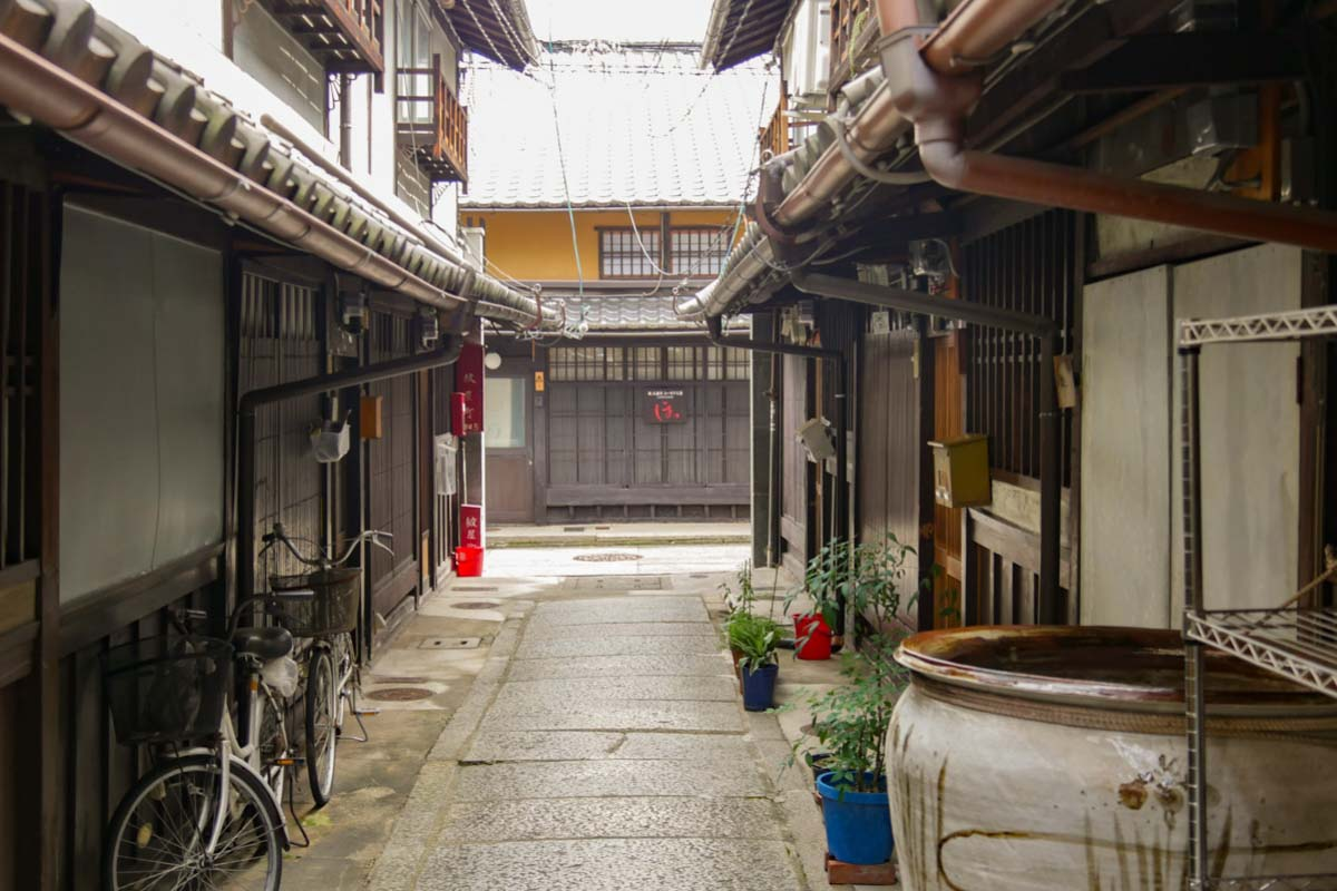 Mikamike Alley