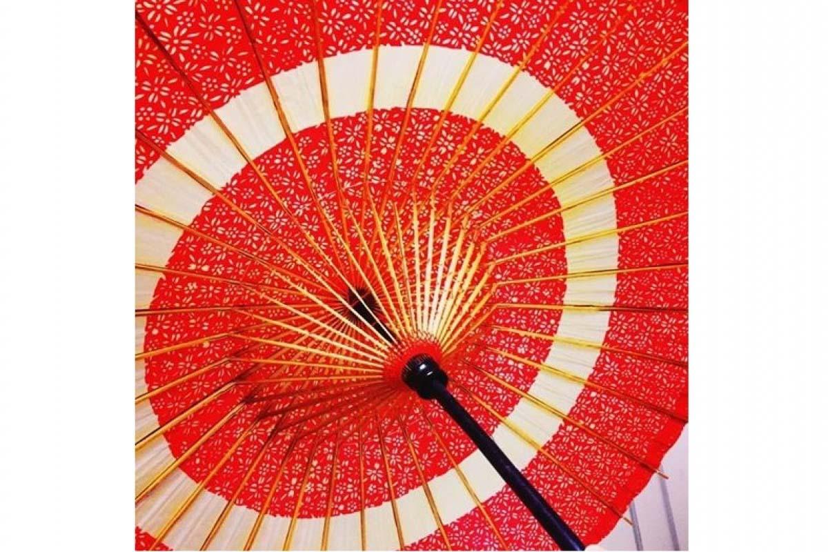 傘 東京 和風
