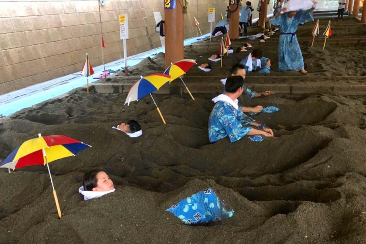 砂むし会館砂楽