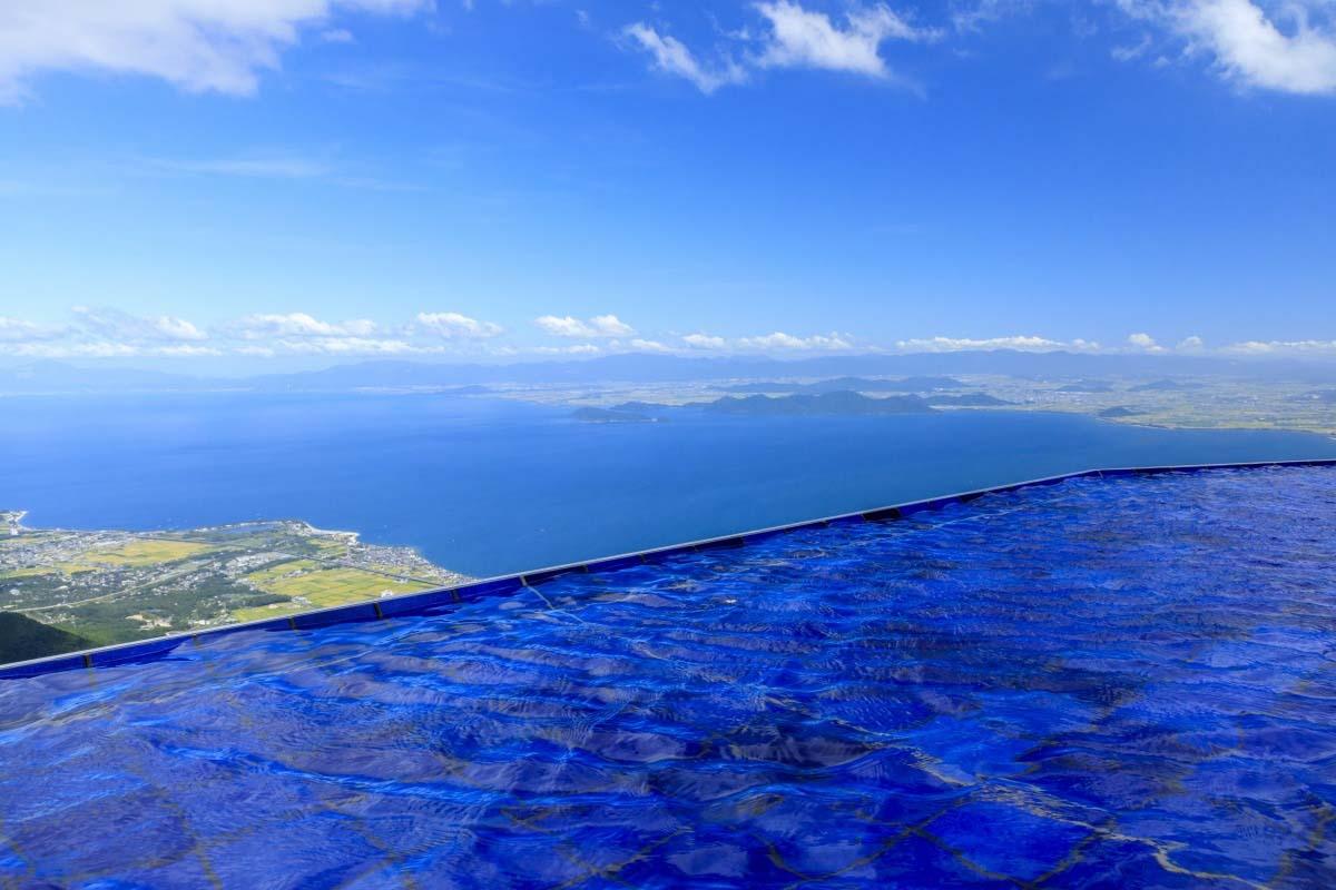 琵琶湖天空valley