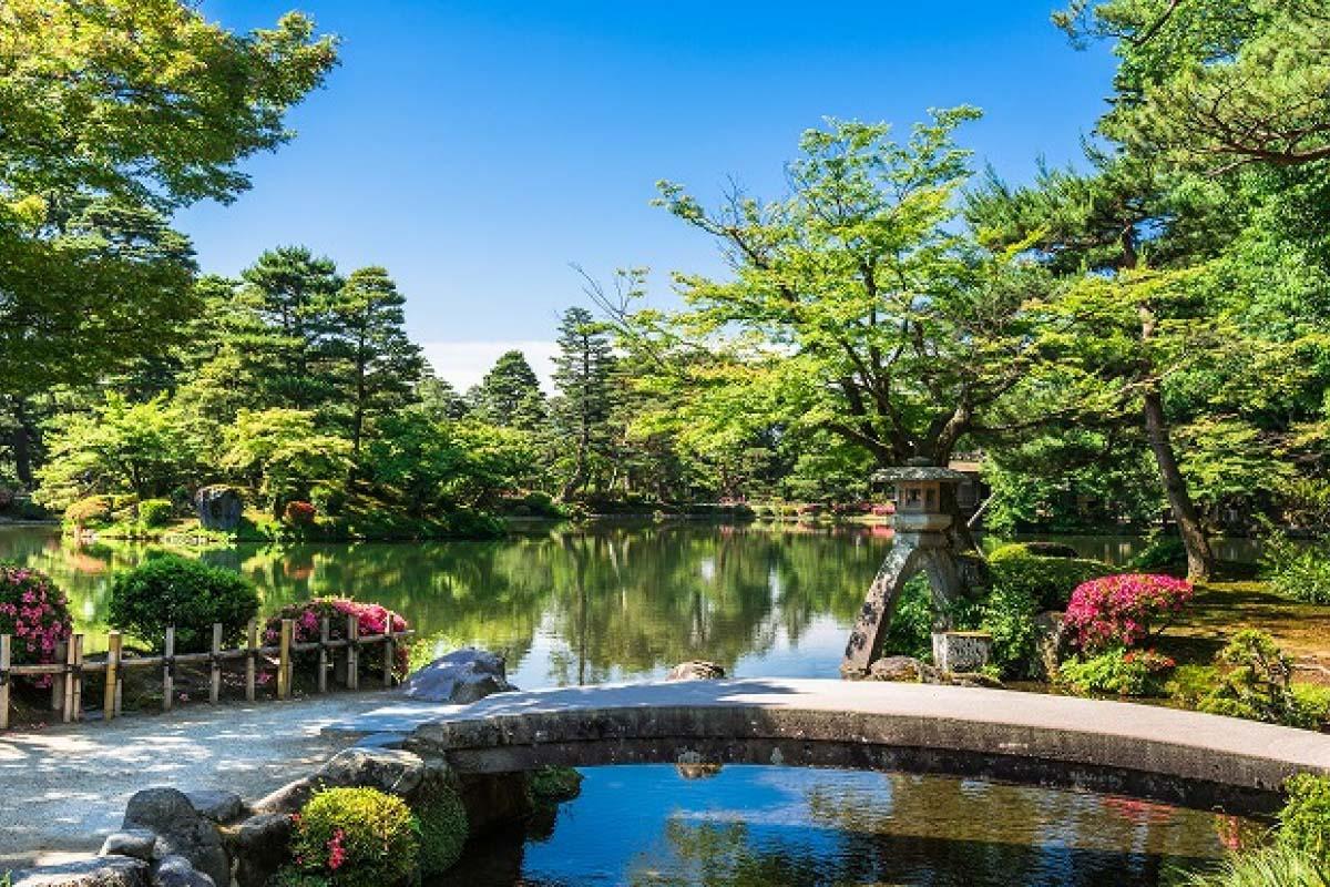 日本  兼六園