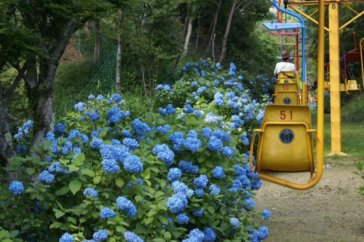 妙見森林纜車