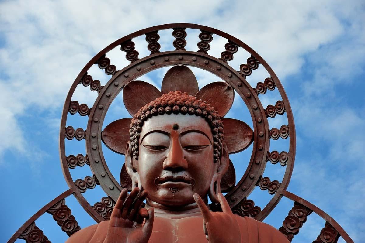 常福寺 刈宿(かりやど)の大仏