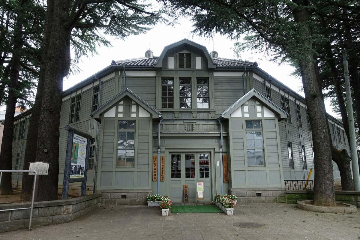 舊松本高校