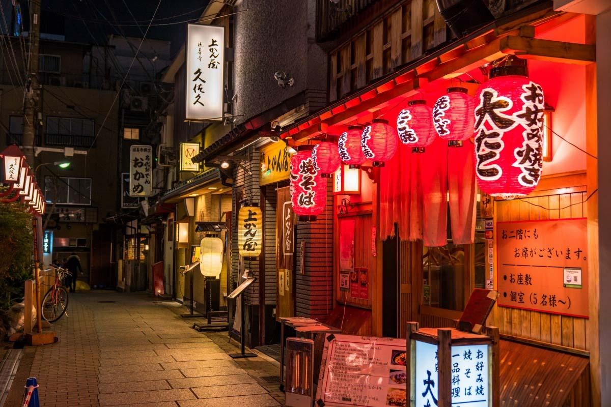 關西古色古香不只在京都! 走跳大阪4大老街