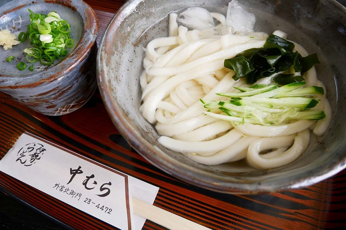 Vietnamese Cao Lau was derived from Ise Udon noodles