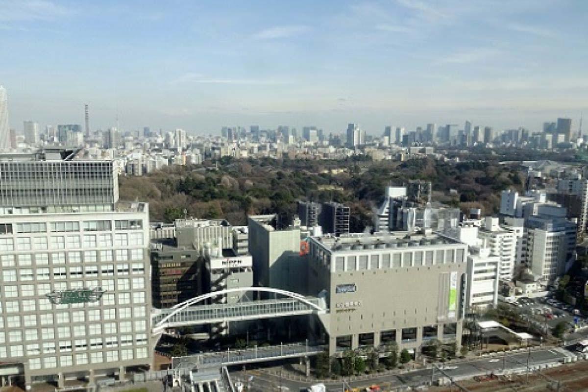 新宿 ホテル ビュッフェ