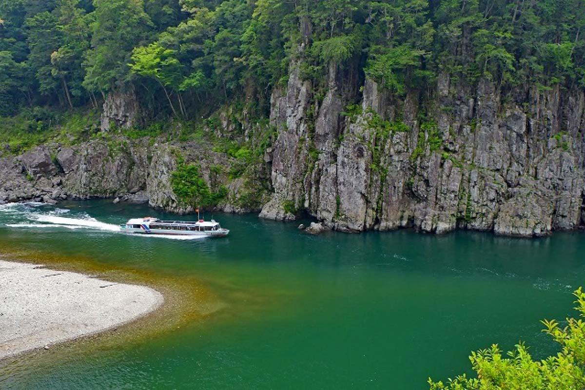 瀞峡 奈良