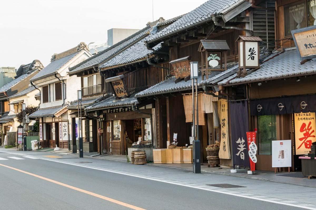 傳統建築藏造老街