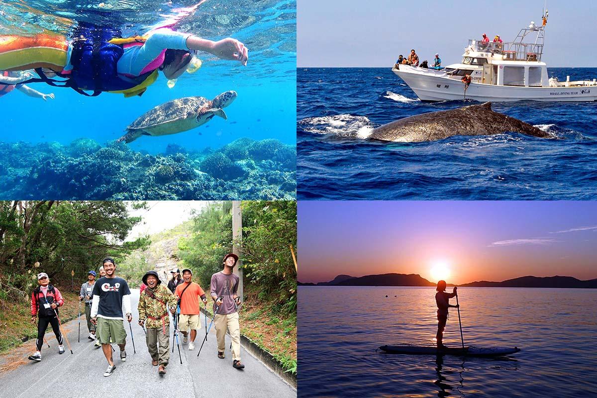 「慶良間諸島」は冬が穴場? 暖かい離島の楽園でアクティブに遊び尽くせ