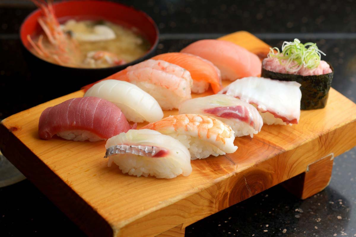 Tips Untuk Makanan Jepang Mencampurkan Don Ke Wasabi Dalam Kecap
