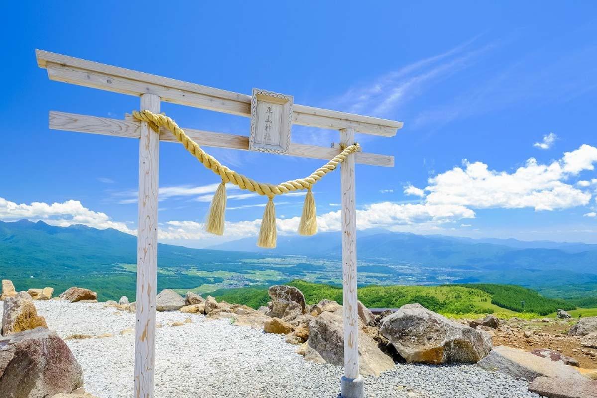 Kurumayama Shrine