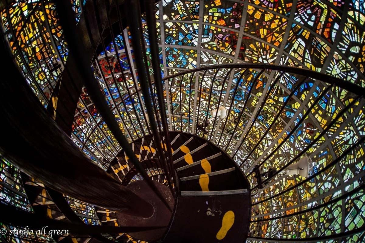 轉啊轉!拜倒在日本5處宛如藝術品的「螺旋階梯」之下吧~