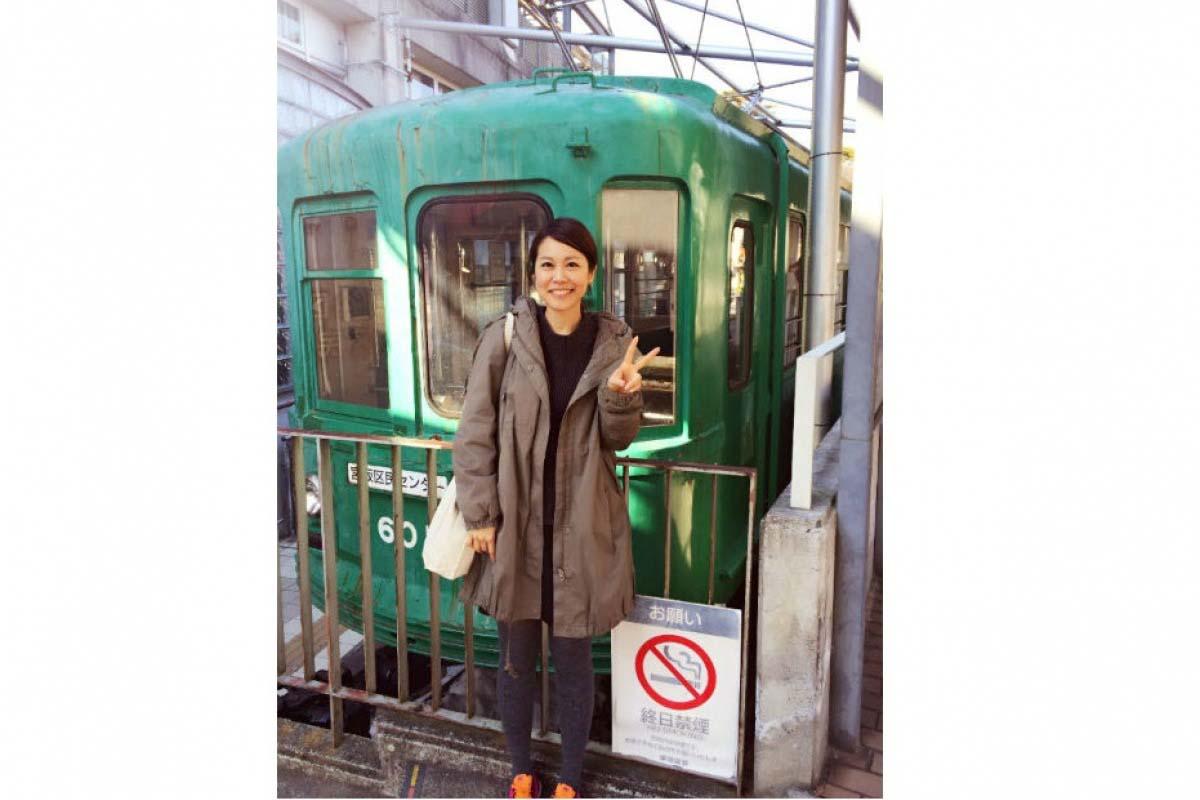 世田谷線電車