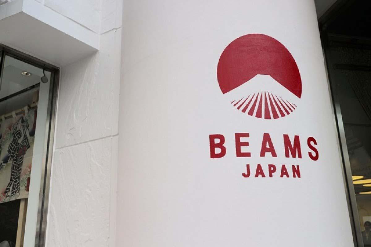 BEAMS セレクト 新宿
