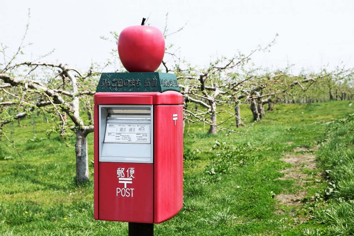 りんごポスト