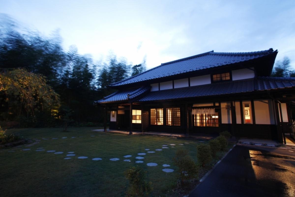 季節料理與古民宅的旅館 竹林奏