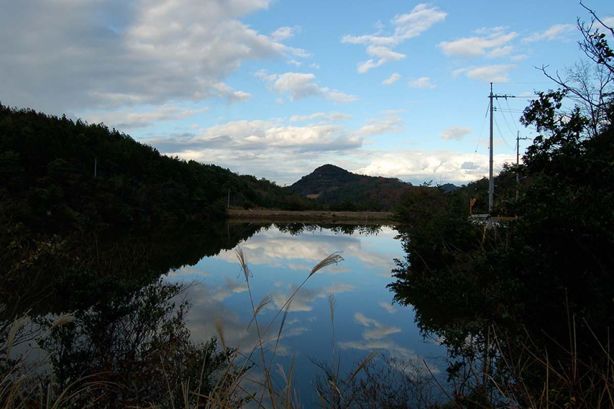 直島 水庫觀景台