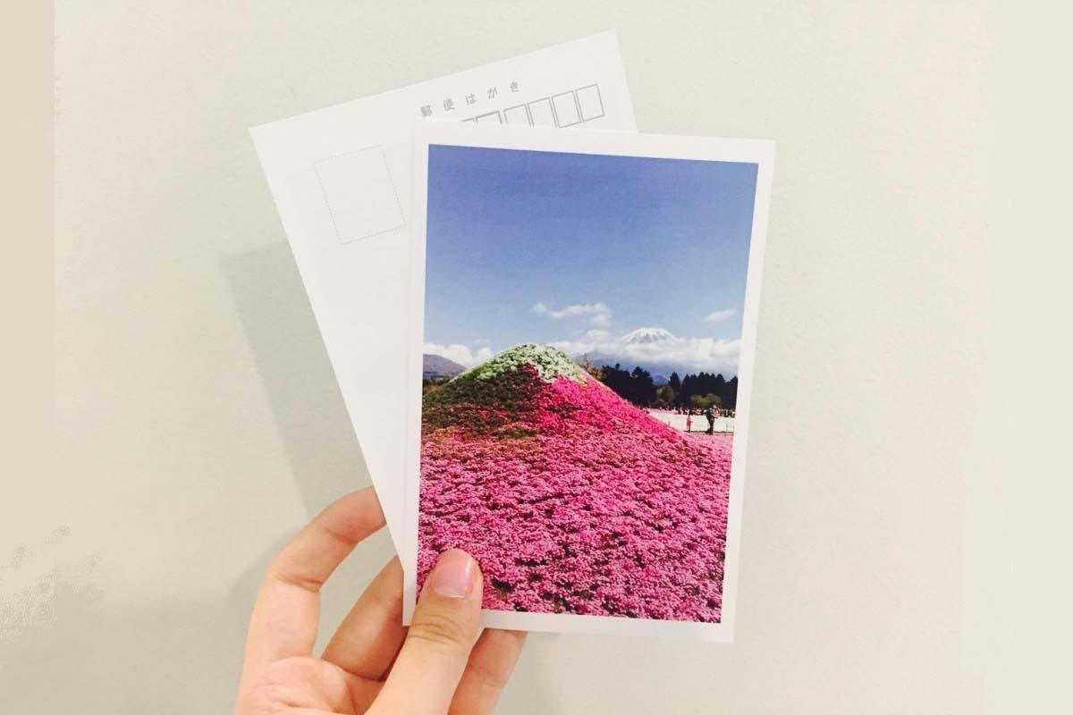 日本旅行必備妙招  簡單DIY原創明信片的方法!