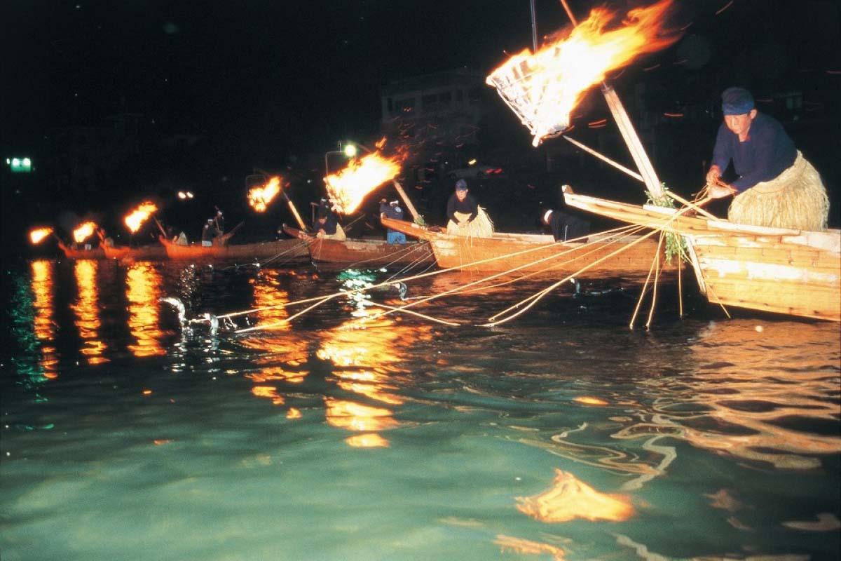 7 secrets of cormorant fishing on the Nagara River in Gifu