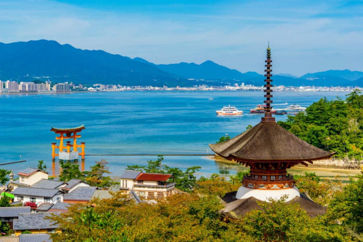 宮島 嚴島神社