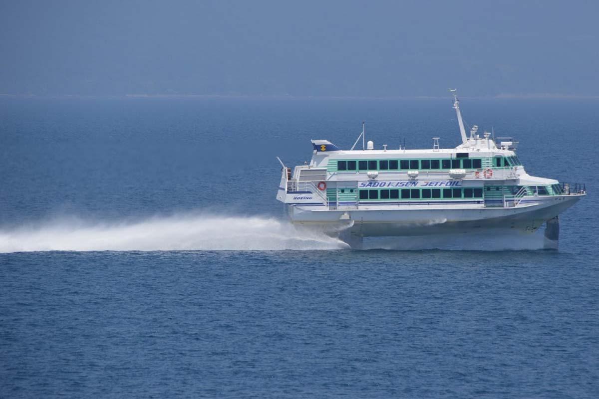How to get to Sado Island