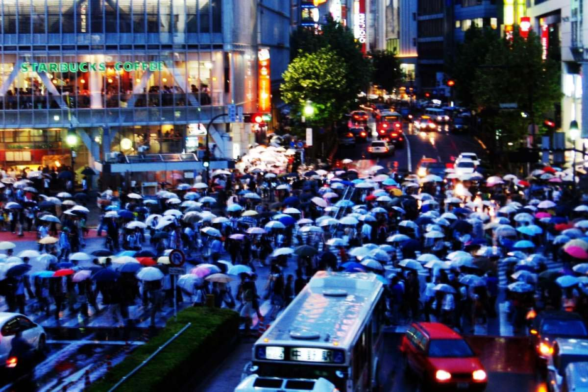 渋谷 東京