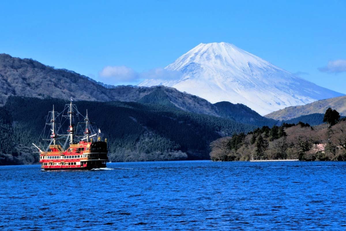 箱根海盜船神奈川