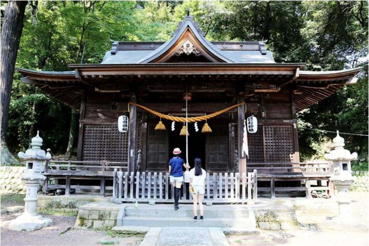小说中的场景再现 洋溢着日本风情的街道<台湾留学生的日本游记④>
