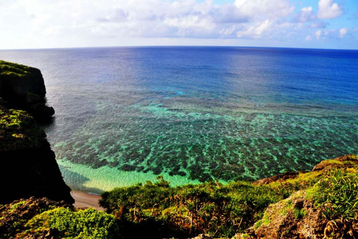 六疊海灘  與那國島