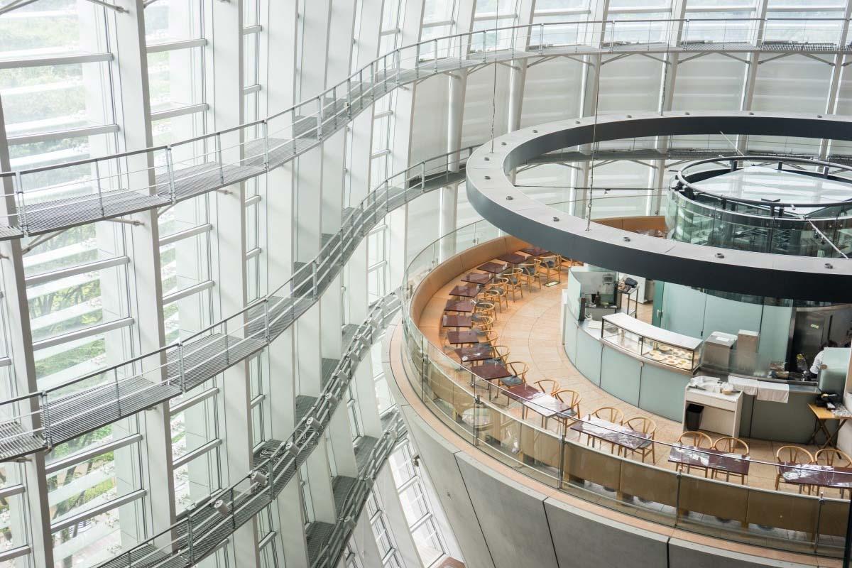 日本東京這些美術館不只展出藝術品,它們自身就是藝術!