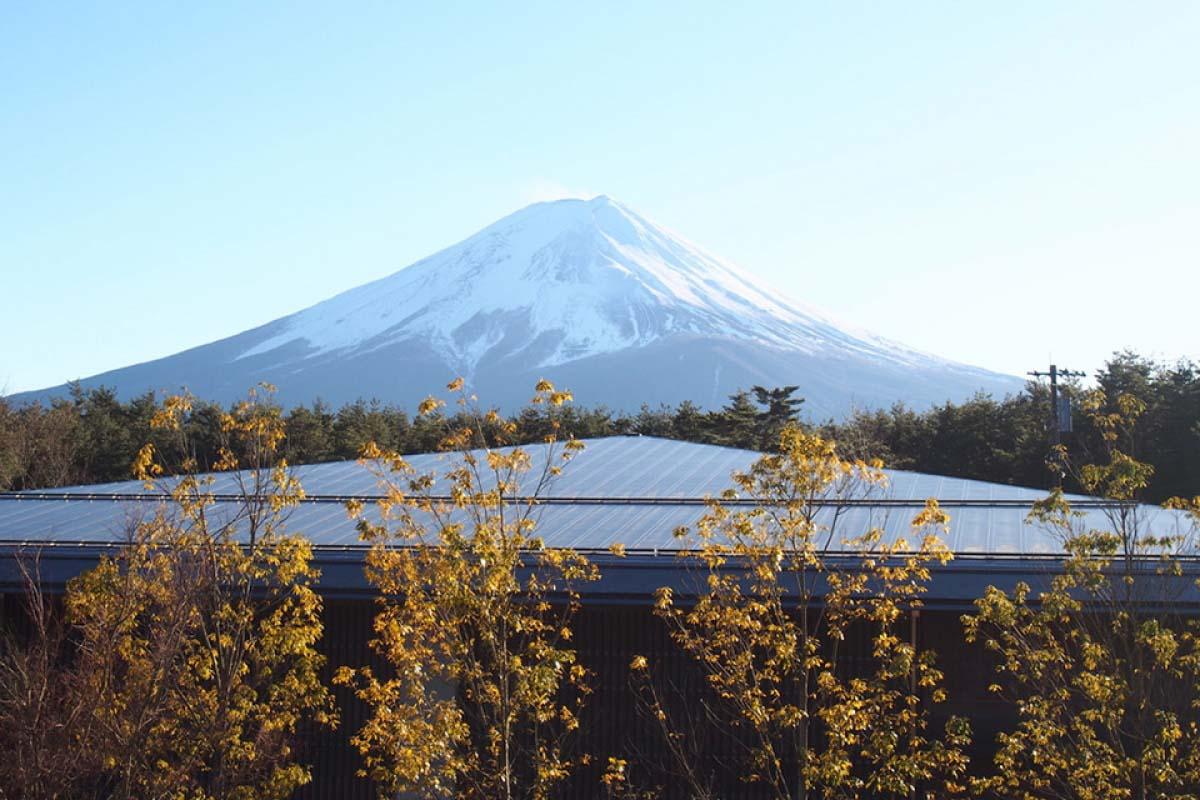 山梨縣立富士山世界遺產中心