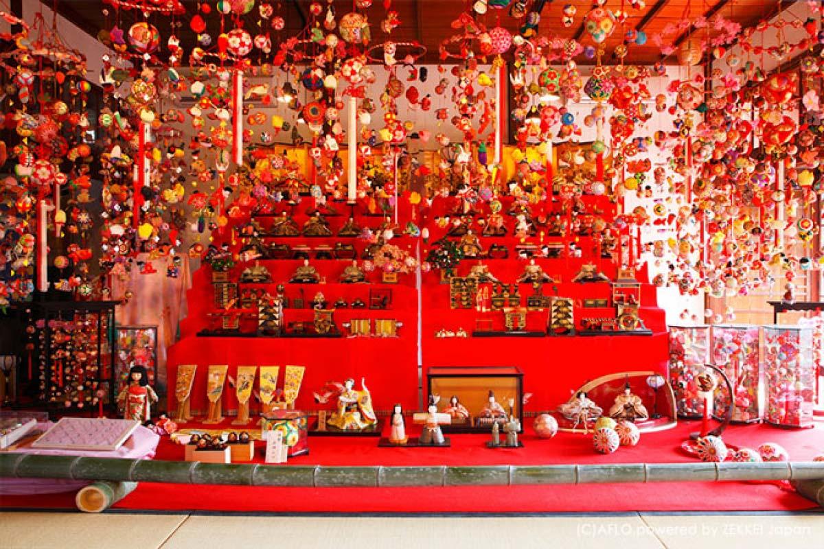 絢麗奪目宮廷風! 精選 3大日本人最愛拍照打卡的女兒節活動
