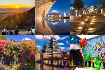 從東京、新宿直達! 搭乘「高速巴士」往返的一日遊行程指南