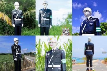 "Can you find all of them? Search for ""Miyakojima Mamoru-kun,"" the protector of Okinawa!"