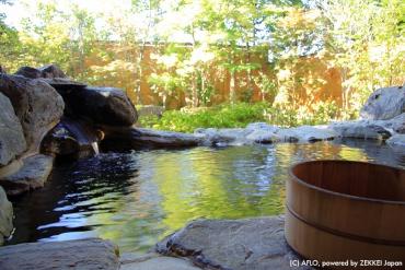 東京のど真ん中に、「温泉」が湧いた!