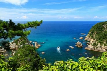 踏進沁涼的水上散步「日本絕景遊覽船」經典十選
