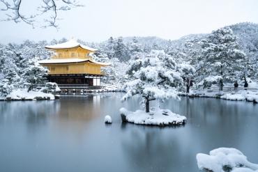 日本冬季限定! 京都必訪可遇不可求的5大絕美雪景