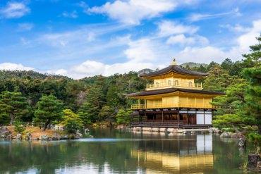 在京都享受日本的古风!旅途的终点是金色的禅寺<泰国留学生的日本游记⑤>
