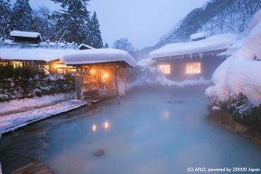 冬季奢侈享受! 精選日本6大必訪絕美溫泉鄉