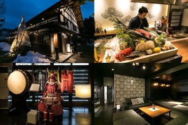 暮らすように過ごせる、長野県白馬の古民家リゾート「旅籠丸八」